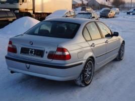 BMW 316, Sedanas, 2004-01 | 2