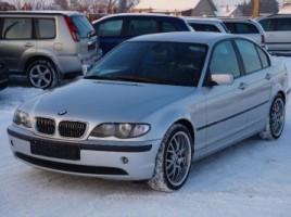 BMW 316, Sedanas, 2004-01 | 1