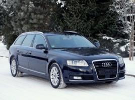 Audi A6, Universalas, 2010-01 | 1