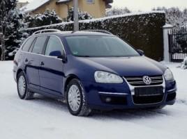 Volkswagen Golf, Universal, 2008-08   1