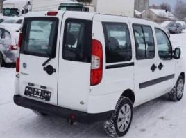 Fiat Doblo, Vienatūris, 2007-01 | 3