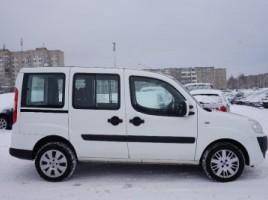 Fiat Doblo, Vienatūris, 2007-01 | 2