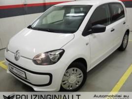 Volkswagen Up hatchback 2015,  Vilnius