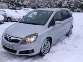 Opel Zafira vienatūris 2008,  Kretinga