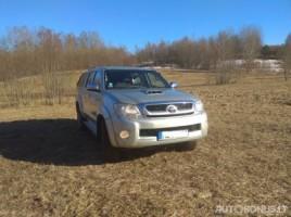 Toyota Hilux, Visureigis, 2010-05-21 | 2