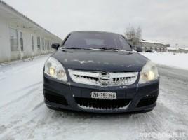 Opel Vectra, Hečbekas, 2006-07 | 1