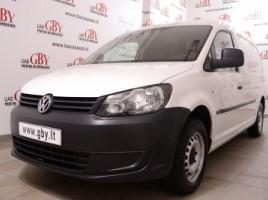 Volkswagen Caddy komercinis 2013,  Tauragė