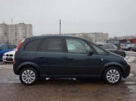 Opel Meriva, Monovolume, 2005-06 | 2