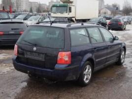 Volkswagen Passat, Универсал, 2003-02 | 2