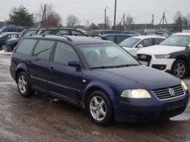 Volkswagen Passat, Универсал, 2003-02 | 1