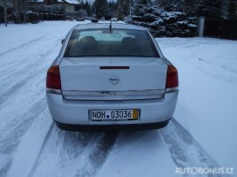 Opel Vectra, Saloon, 2003-01-07 | 1
