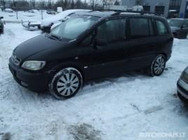 Opel Zafira, Минивэн, 1999-09-29 | 2