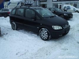 Opel Zafira, Минивэн, 1999-09-29 | 3