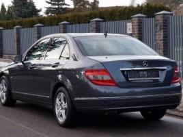 Mercedes-Benz C200, Sedanas, 2008-07   3