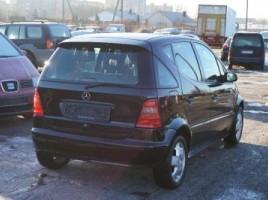 Mercedes-Benz A170, Hečbekas, 2000-10   3