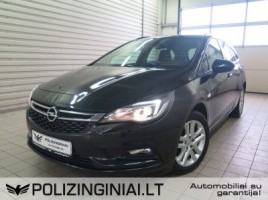 Opel Astra, Universal, 2016-05 | 0