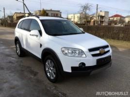 Chevrolet Captiva, Visureigis, 2010-11 | 1