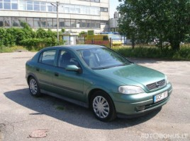 Opel Astra, Universalas, 2010 | 6