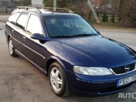 Opel Vectra, Universalas, 1999-06-15 | 1