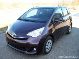 Toyota Verso-S, Минивэн, 2011-12 | 3