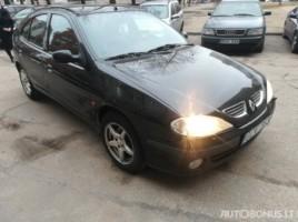 Renault Megane hečbekas