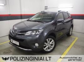 Toyota RAV4 visureigis 2013,  Vilnius