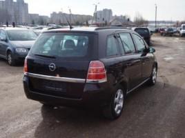 Opel Zafira, Vienatūris, 2007-10 | 3