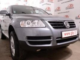 Volkswagen Touareg, Visureigis, 2003-10   1
