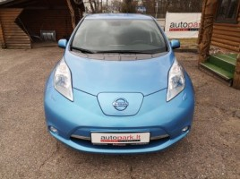 Nissan Leaf, Hečbekas, 2013   1