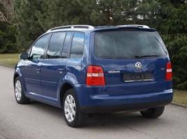 Volkswagen Touran, Vienatūris, 2003-06 | 3