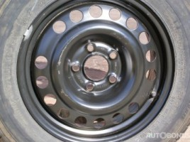 ASTRA G, VECTRA B steel stamped rims | 2
