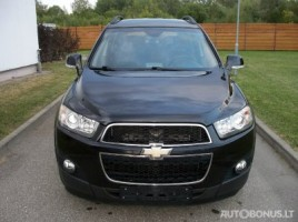Chevrolet Captiva, Visureigis, 2012 | 0