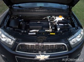 Chevrolet Captiva, Visureigis, 2012 | 21