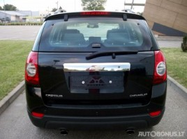 Chevrolet Captiva, Visureigis, 2012 | 9