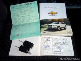 Chevrolet Captiva, Visureigis, 2012 | 22