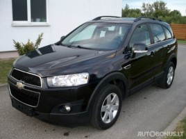 Chevrolet Captiva, Visureigis, 2012 | 1