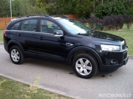 Chevrolet Captiva, Visureigis, 2012 | 7