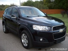 Chevrolet Captiva, Visureigis, 2012 | 8