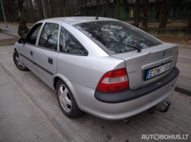 Opel Vectra, Hatchback, 1998-06 | 3