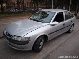 Opel Vectra, Hatchback, 1998-06 | 1