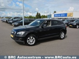 Audi Q5 внедорожник