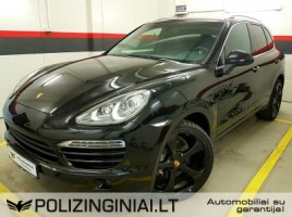 Porsche Cayenne visureigis