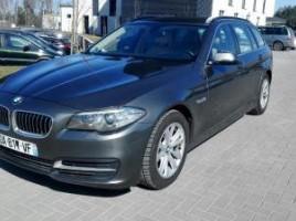 BMW 5 serija universalas