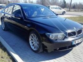 BMW 7 serija sedanas