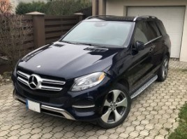 Mercedes-Benz GLE350 visureigis