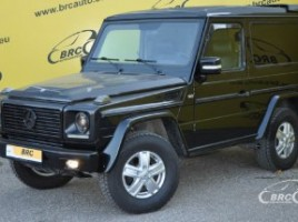Mercedes-Benz G300 visureigis