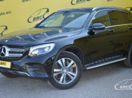 Mercedes-Benz GLC300 visureigis