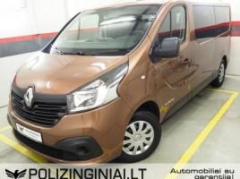 Renault Trafic vienatūris