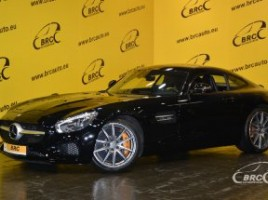 Mercedes-Benz AMG GT kupė