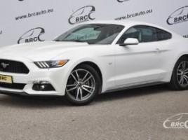 Ford Mustang kupė 2016,  Vilnius